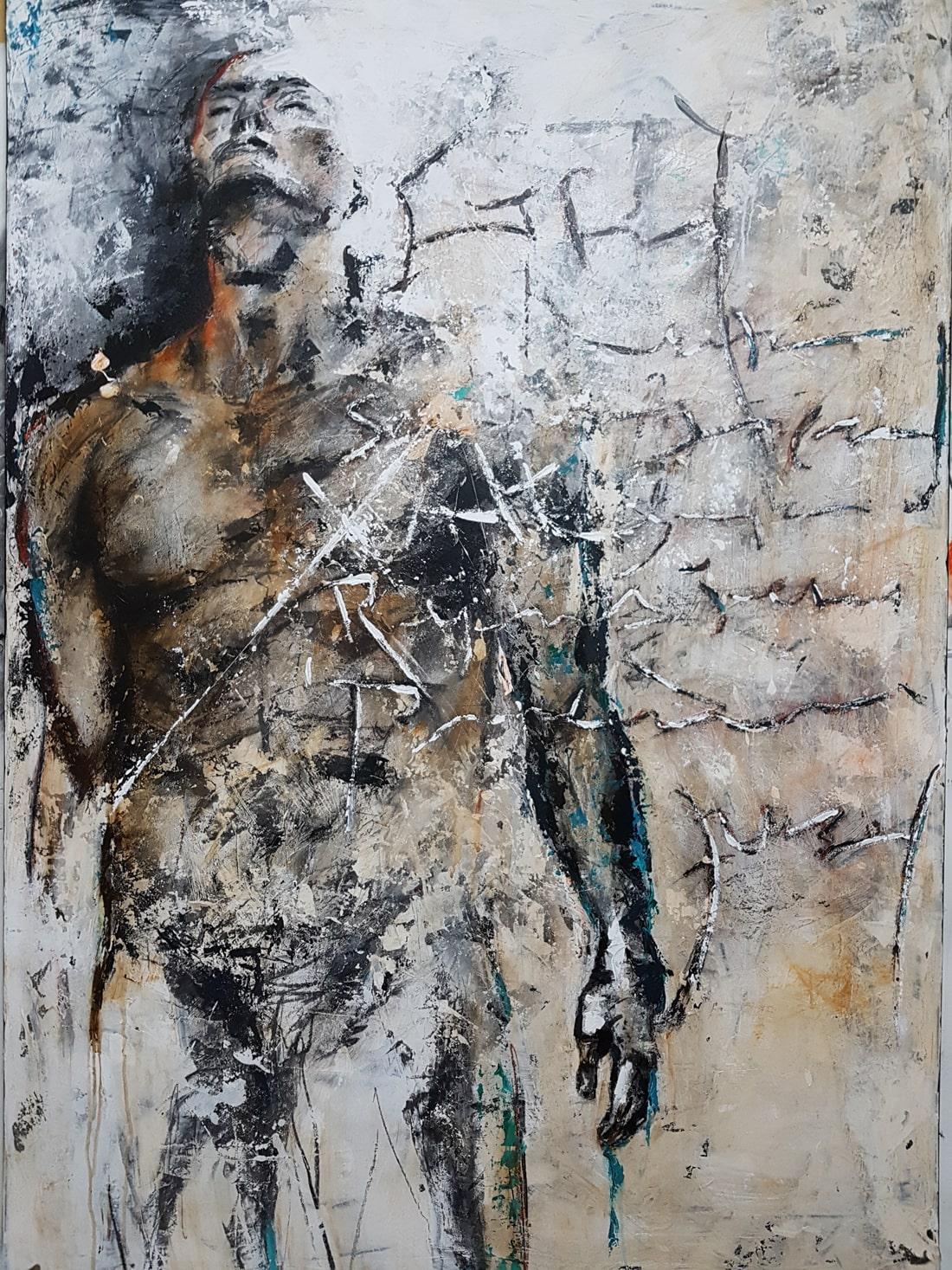 damien-rais-peinture-acrylique-defragmentation-artiste-peintre